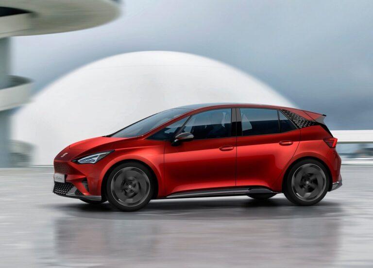 Seat el-Born Concept: Tesla τσέπης