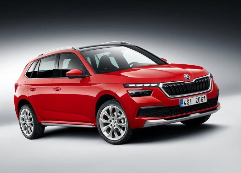 Škoda Kamiq: Το τρίτο μέλος της παρέας