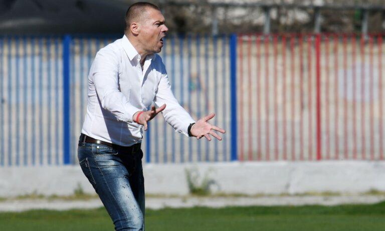 Κόστιτς: «Μόνα τα Τρίκαλα ήταν στο γήπεδο»