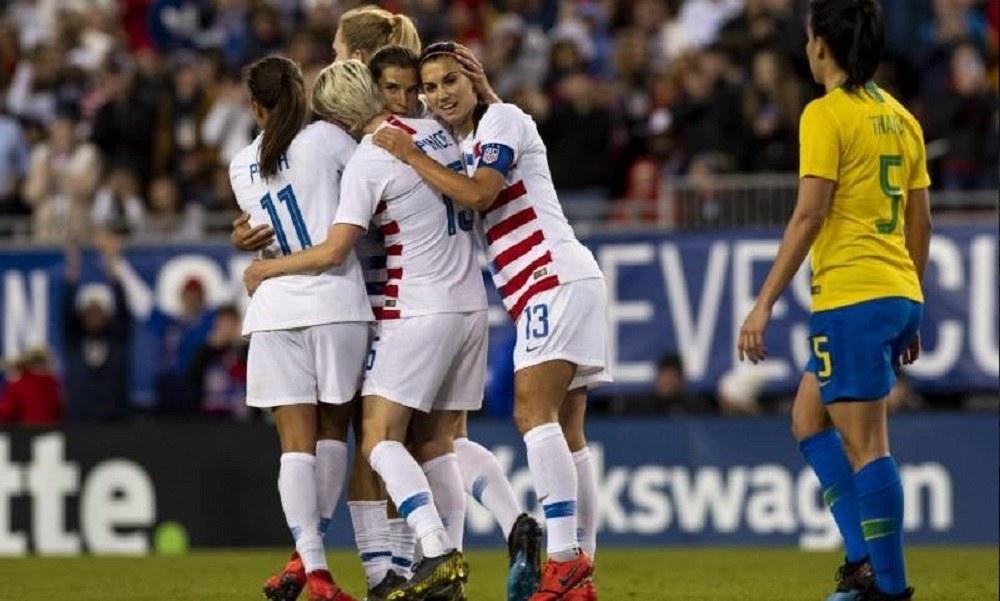 H Eθνική ποδοσφαίρου γυναικών μήνυσε την ομοσπονδία των ΗΠΑ! - Sportime.GR