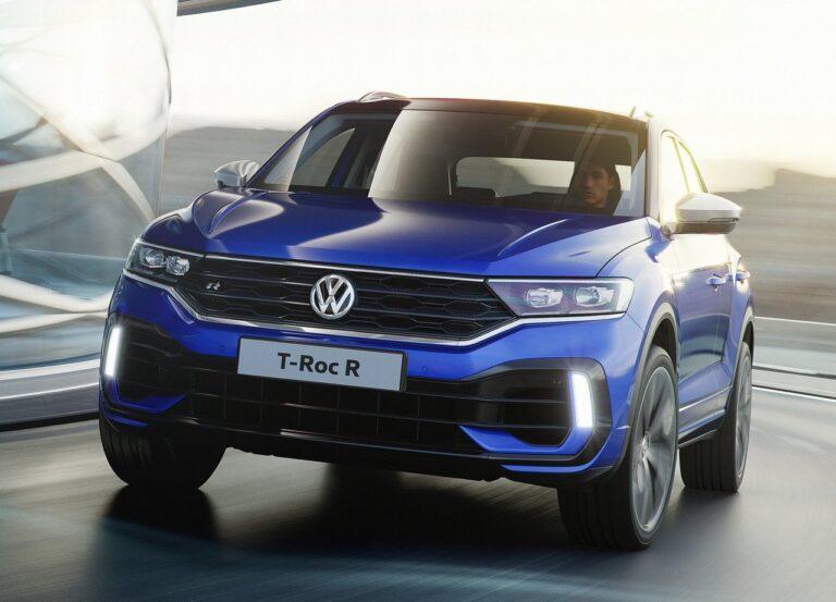 Volkswagen T-Roc R: Το «άγριο» crossover
