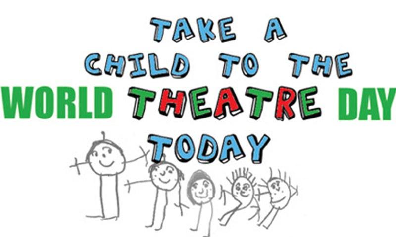 Παγκόσμια Ημέρα Αφήγησης και Θεάτρου για Παιδιά και Νέους