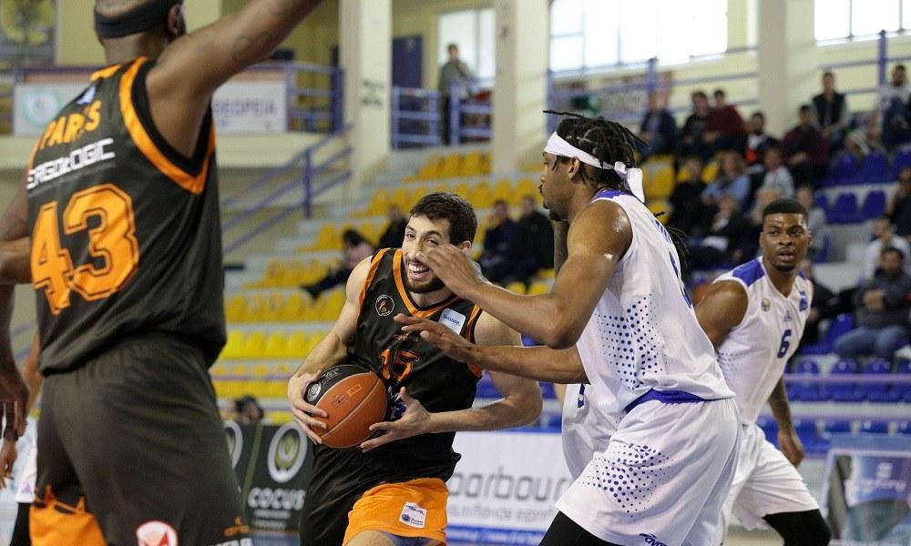 Basket League: MVP της αγωνιστικής ο Χόρτον