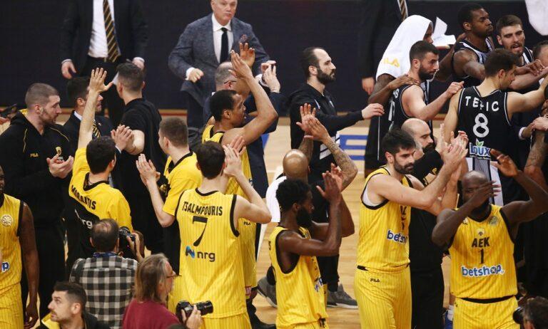 Basketball Champions League: Ο δρόμος της ΑΕΚ προς το Final-4