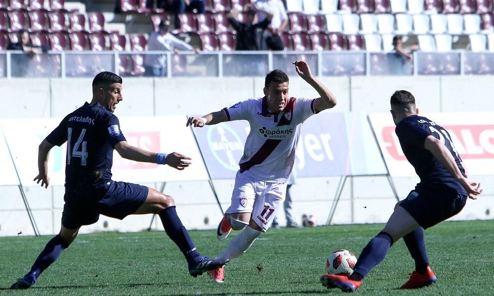 ΑΕΛ – Λεβαδειακός 2-0: Οι αλλαγές έφεραν το τρίποντο - Sportime.GR