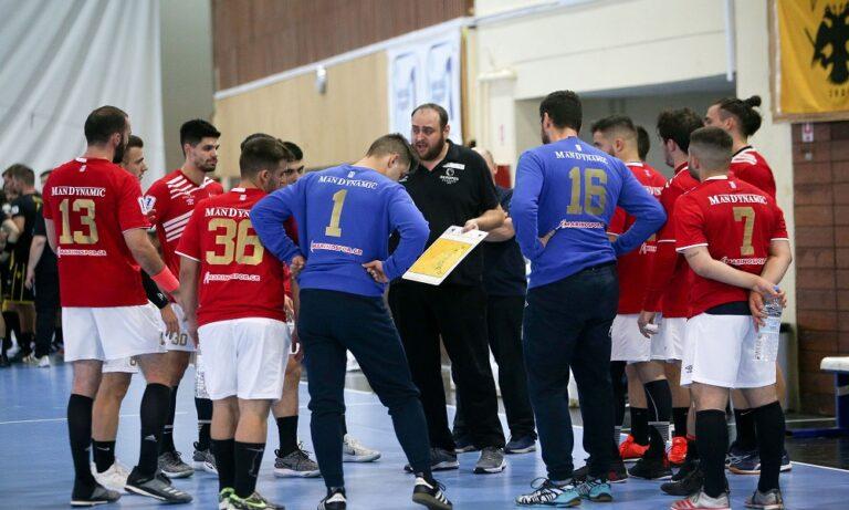 Πάτησε 4άδα ο Αερωπός στη Handball Premier