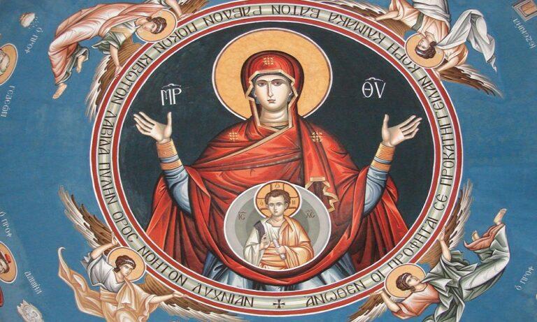 Γ' Χαιρετισμοί: Ο Ακάθιστος Ύμνος της Θεοτόκου