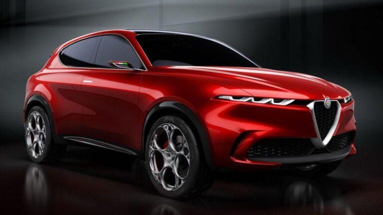 Alfa Romeo Tonale Concept: To επόμενο ιταλικό SUV κεφάλαιο