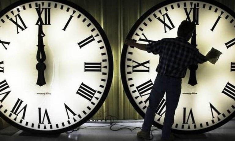 Αλλαγή ώρας 2019 Ελλάδα: Πότε αλλάζουμε τα ρολόγια μας
