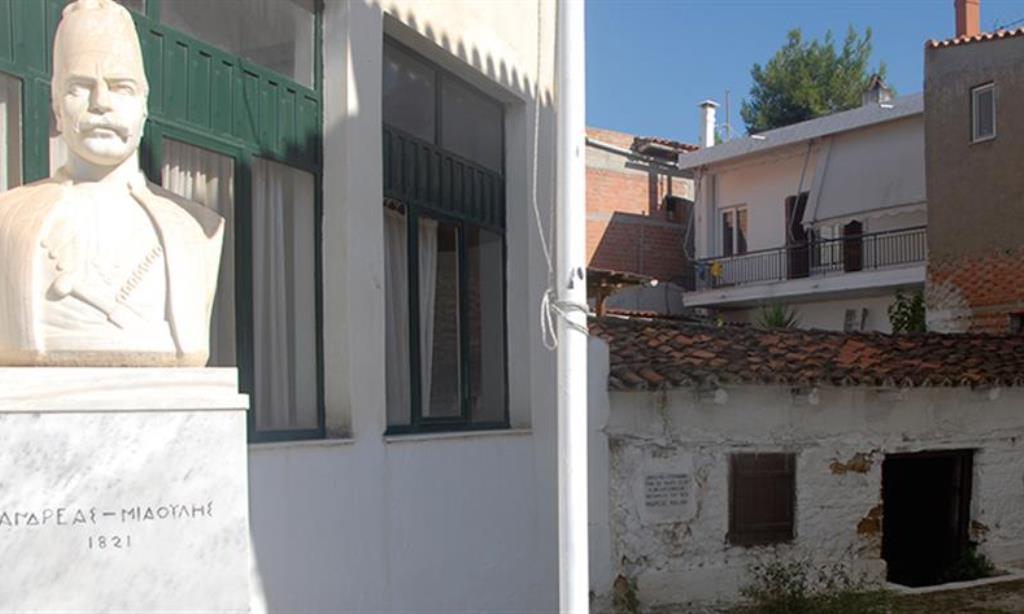 Κατεδάφισαν το σπίτι του Ανδρέα Μιαούλη στην Εύβοια!