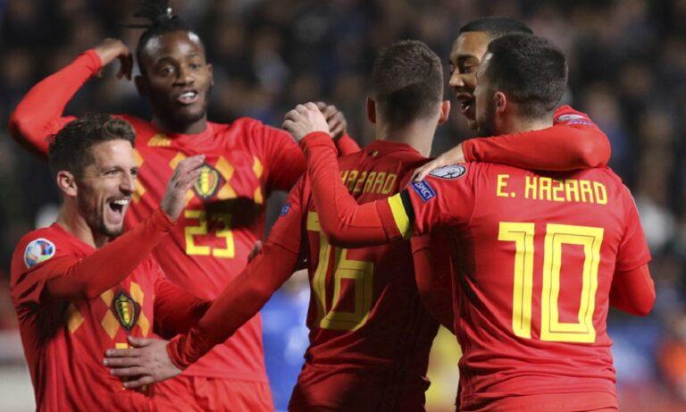 Άνετα το Βέλγιο, 2-0 την Κύπρο (vid)