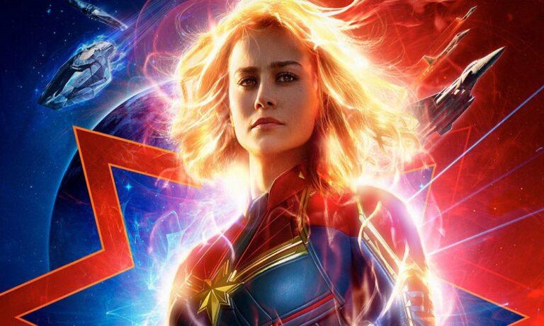 Captain Marvel: Ήρθε για να μείνει (vid)