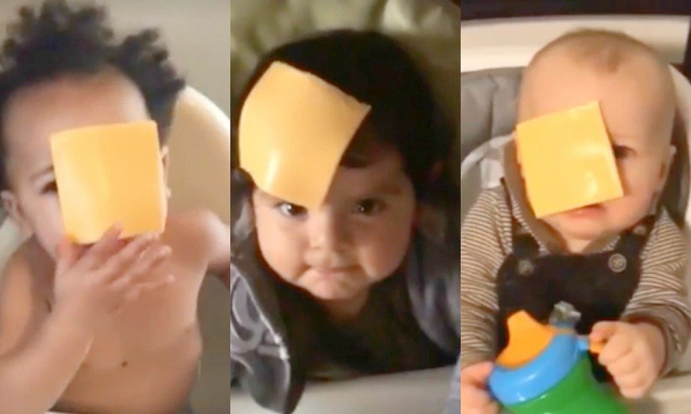 #Cheesechallenge: Η νέα μόδα που έχει γίνει viral και προκαλεί αντιδράσεις