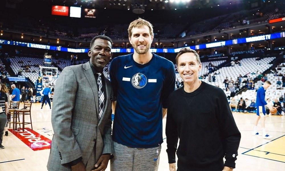 NBA: Ξανά μαζί Νοβίτσκι, Νας και Φίλνεϊ (pic)