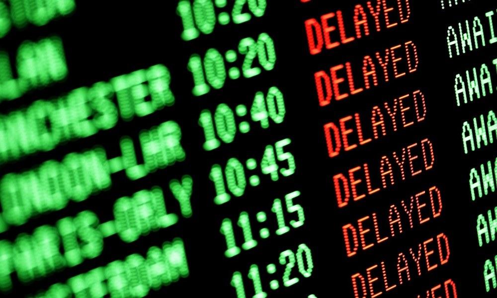 Τα πράγματα που μπορείς να κάνεις όταν έχει καθυστέρηση η πτήση σου (vid)