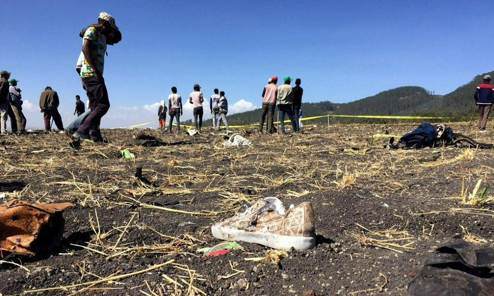 Ethiopian Airlines: Νεκροί και οι 157 επιβάτες