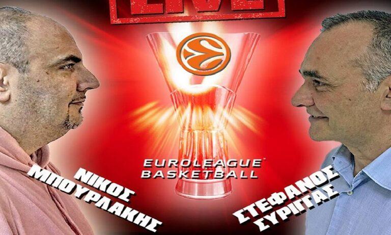 Sportime Live: Euroleague