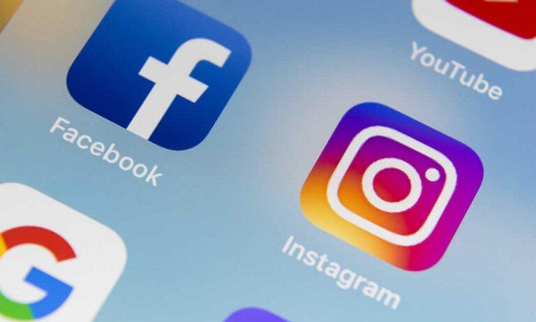 Facebook-Instagram: Προβλήματα στην πρόσβαση