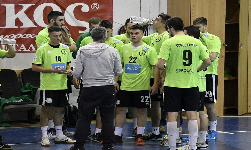 Handball Premier: Δικαίωση για τον Φοίβο Συκεών