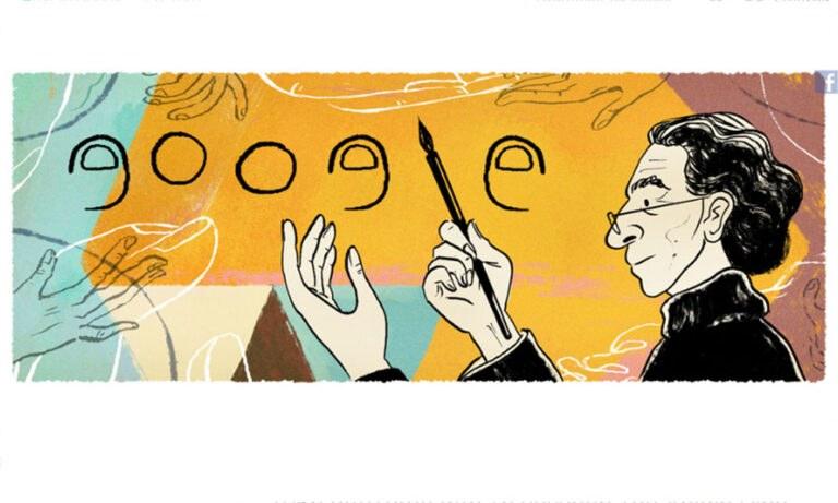 Google Doodle: Αφιερωμένο στον Αμπιντίν Ντινό