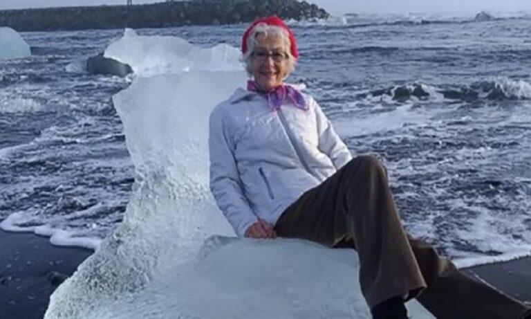 ABC news: Γιαγιά πήγε για φωτογράφιση και κατέληξε…ναυαγός (pic/vid)