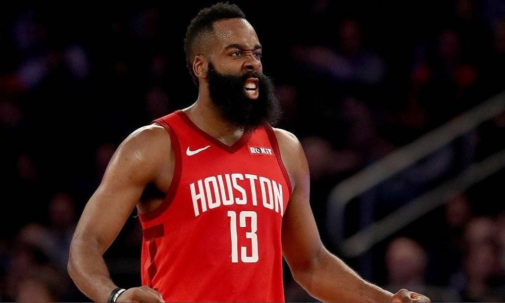 NBA: Σε ένα ξεχωριστό «κλαμπ» παικτών ο Χάρντεν (pic)