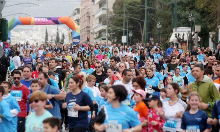 Ημιμαραθώνιος Αθήνας: Κυκλοφοριακές ρυθμίσεις στο κέντρο