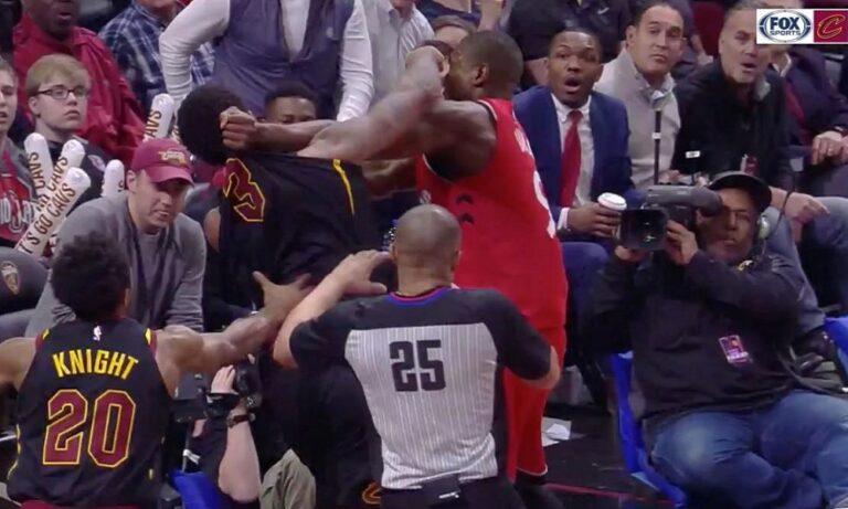NBA: «Τρελό» ξύλο ανάμεσα σε Ιμπάκα και Κρις (vid)
