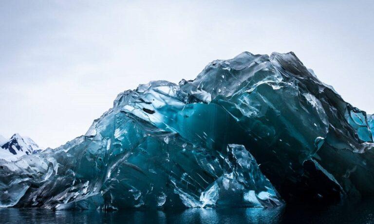 Το κορίτσι που βρέθηκεμέσα στον πάγο μετά από εκατοντάδες χρόνια (vid)