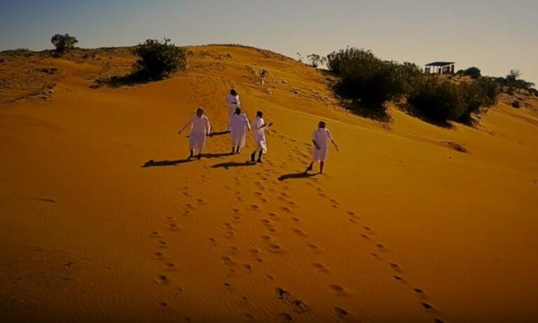 Ήφαιστος Λήμνου: Οι παίκτες έγιναν… Άραβες (vid)