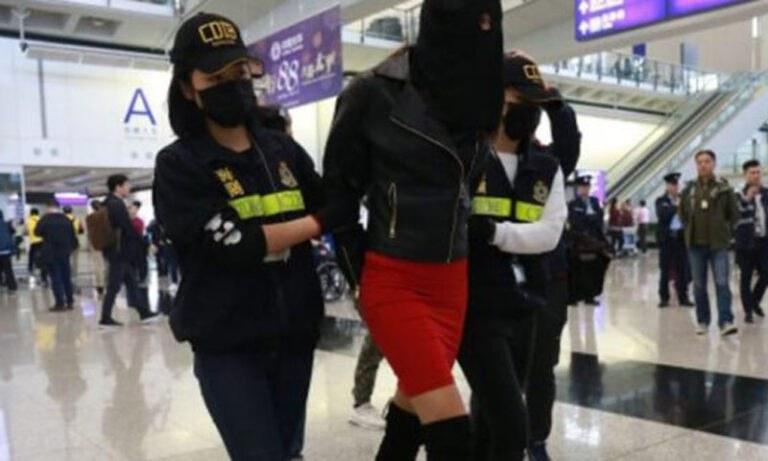 Χονγκ Κονγκ: Απολογείται την Δευτέρα το μοντέλο που μετέφερε ναρκωτικά (vids)