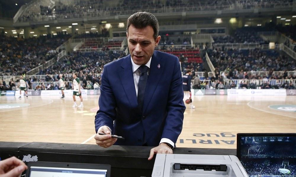 Ιτούδης: «Μαζί κερδίσαμε την Ευρωλίγκα» - Sportime.GR
