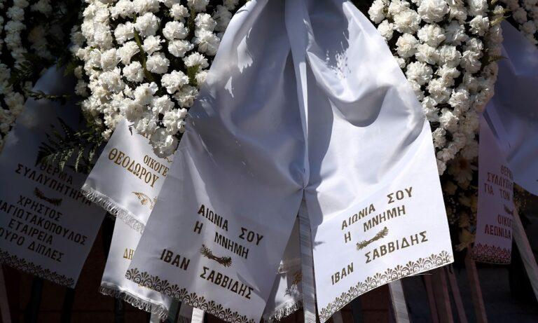 Σαββίδης: Έστειλε στεφάνι στη κηδεία του Γιαννακόπουλου