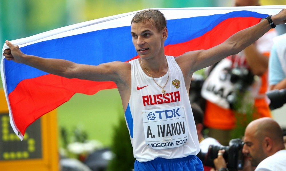 Βάδην: «Ντοπέ» ο παγκόσμιος πρωταθλητής Ιβάνοφ!