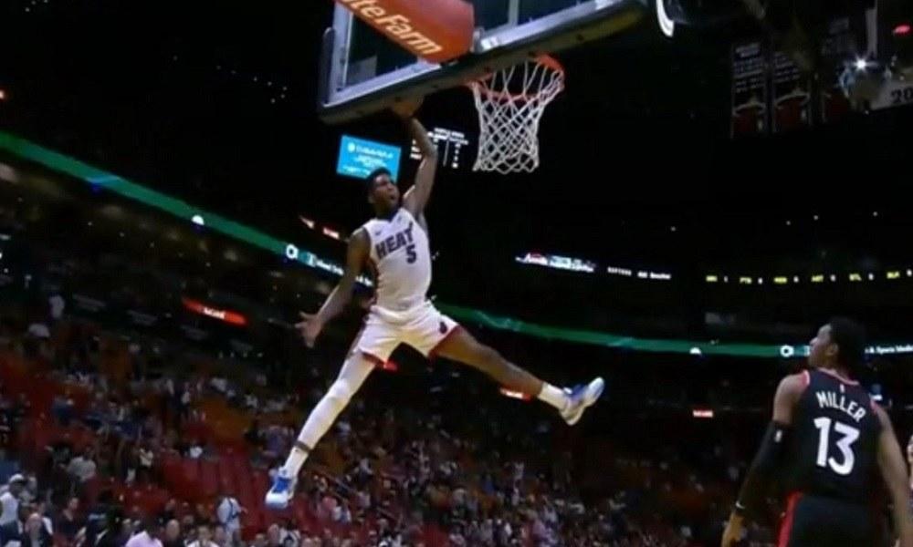 NBA: Το alley oop του Τζόουνς κατακτά το Top-10 (vid)