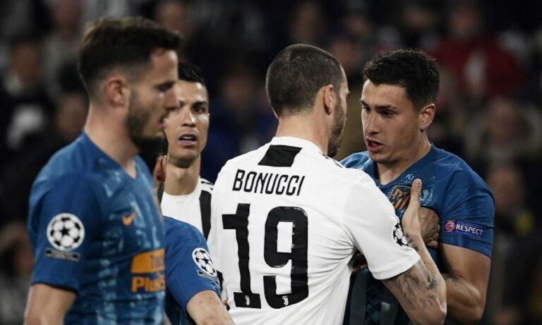 Γιουβέντους: Το γκολ του Μπονούτσι που δεν μέτρησε (vid)