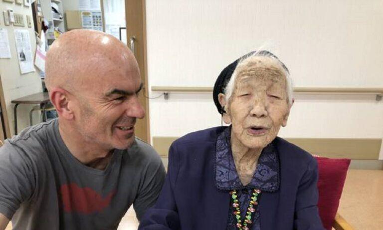 Αυτός είναι ο γηραιότερος άνθρωπος στον κόσμο… Και είναι γυναίκα (pics)