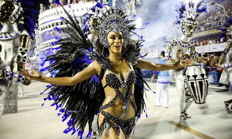Ξεκίνησε το Καρναβάλι του Ρίο ντε Τζανέιρο (vid)