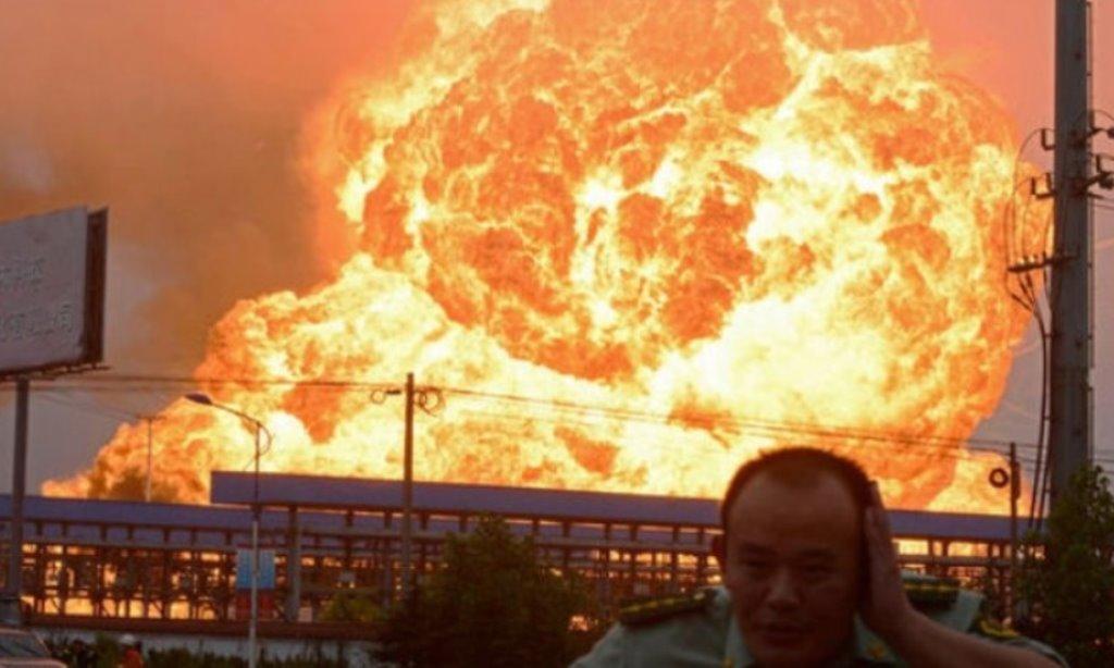 Κίνα: Έκρηξη σε εργοστάσιο με 78 νεκρούς