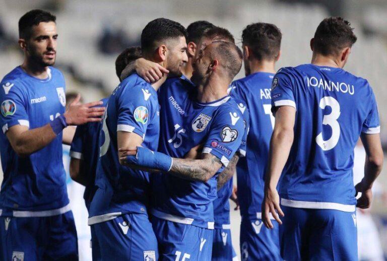 Κύπρος – Σαν Μαρίνο 5-0: Ρεκόρ και ποδαρικό με το δεξί (vid)