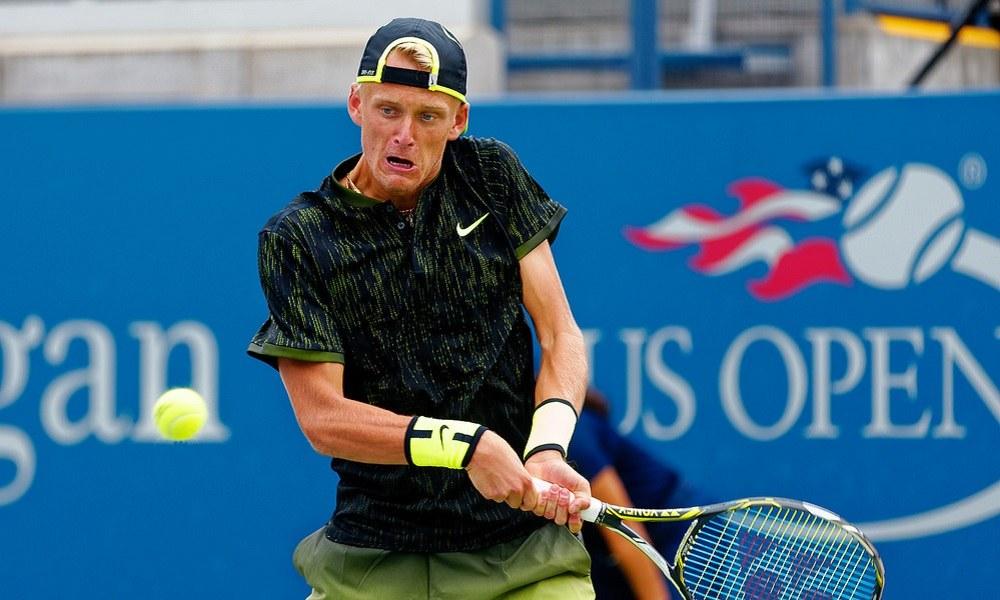 Τένις: Τρόμαξαν με την κατάρρευση του Κουν (vid)