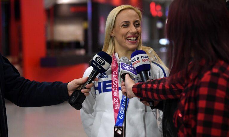 Νικόλ Κυριακοπούλου: Τέλος η περιοδεία της στο εξωτερικό!