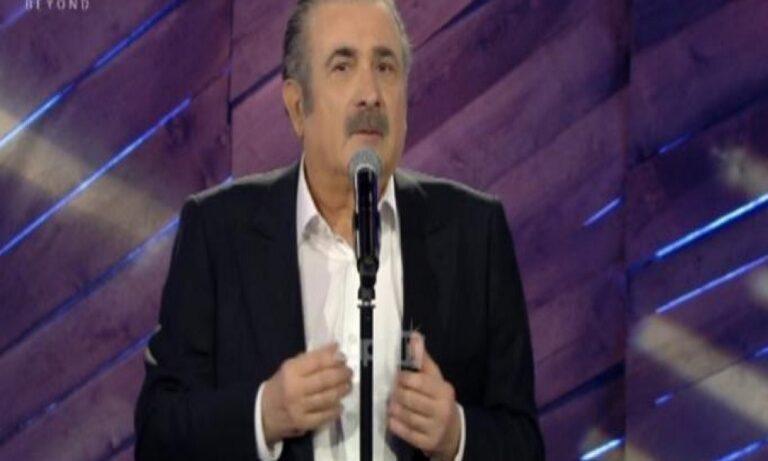 Αλ Τσαντίρι: Ο Λαζόπουλος και η κυρία Ανθούλα (vid)