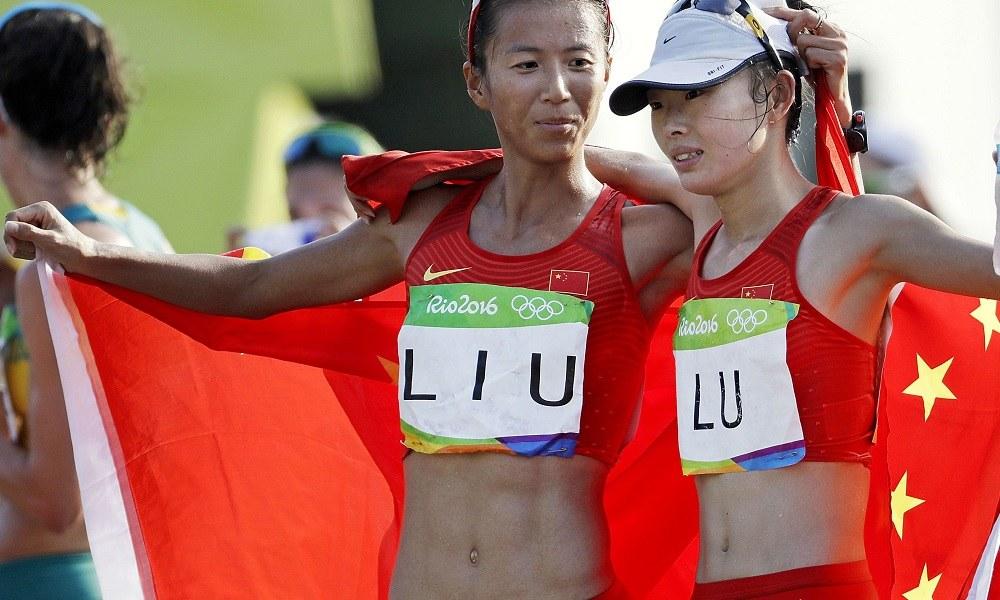 Βάδην: Παγκόσμιο ρεκόρ η Λιου Χονγκ!. Έγινε η πρώτη γυναίκα που έκανε τα 50χλμ σε χρόνο κάτω από τις 4 ώρες, με 3:59:15