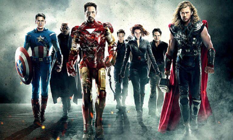 Οι 25 πιο ισχυροί χαρακτήρες της Marvel (vid)