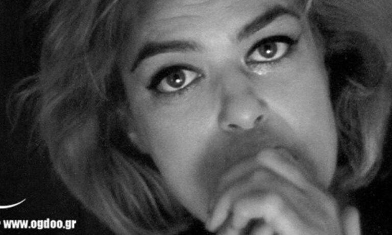 Σπάνια ραδιοφωνική εκπομπή με τη Μελίνα Μερκούρη