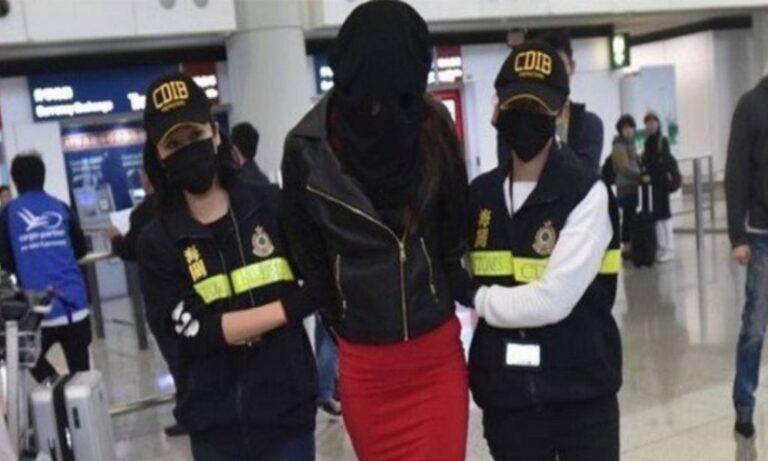 Αθώο κρίθηκε το μοντέλο με τα ναρκωτικά στο Χονγκ Κονγκ