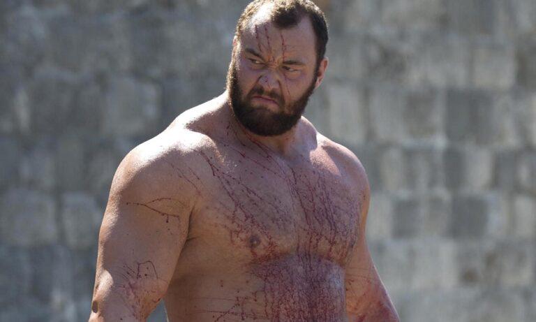 Game of Thrones: Το «Βουνό» σηκώνει 474 κιλά! (pic & vid)