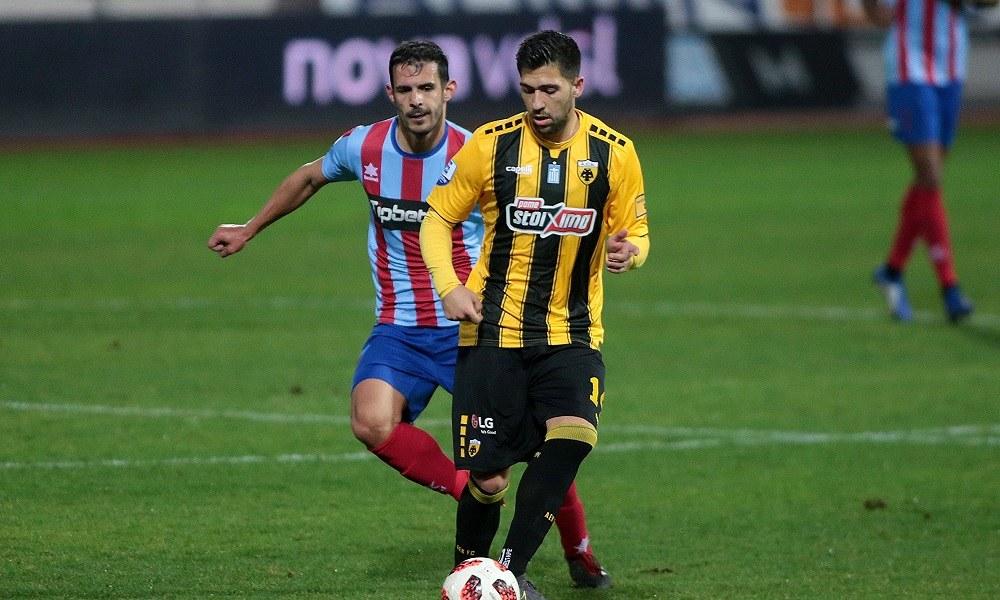 ΑΕΚ μεταγραφές 14/6: «Ο Μπακασέτας υπέγραψε 3ετές με Αλάνιασπορ»