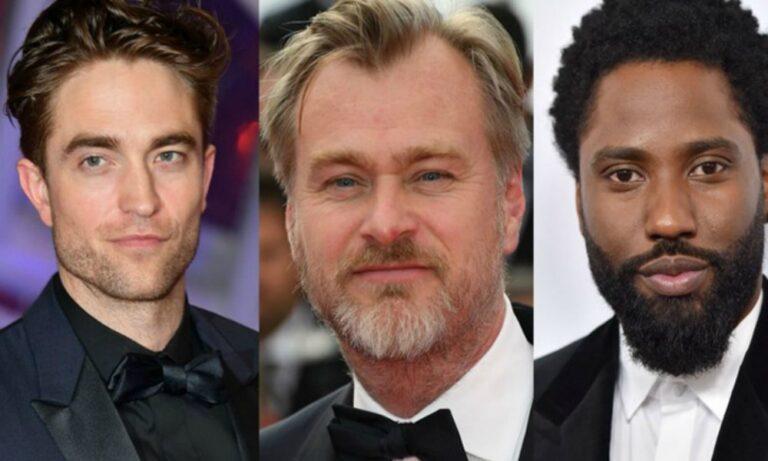 Nolan: «Συναντά» τους Pattinson και Washington